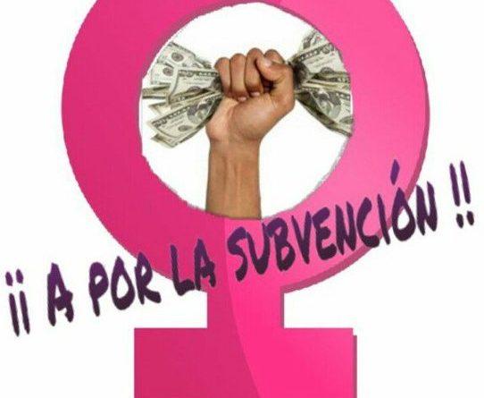 Han convertido él Feminismo y la Ideología de Género en un negocio muy rentable