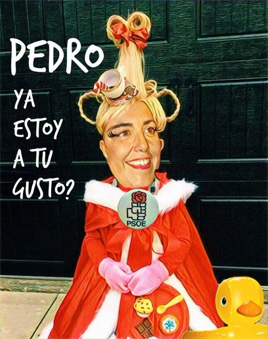 Pobre Susi: no encaja en el nuevo PSOE y será laminada después de las Municipales. Por Linda Galmor