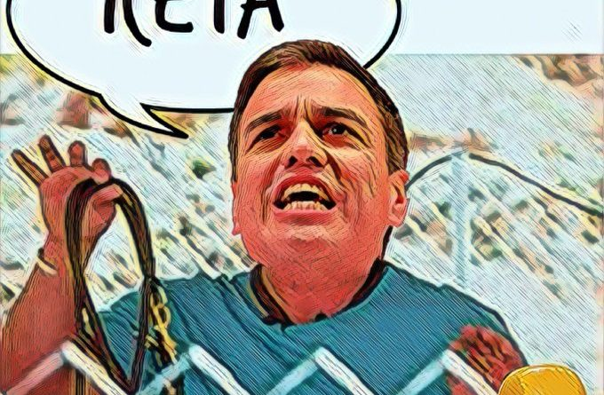 Cagadas electorales, declaraciones cagada ... Sánchez decide llevar a Iceta al Senado. Por Linda Galmor