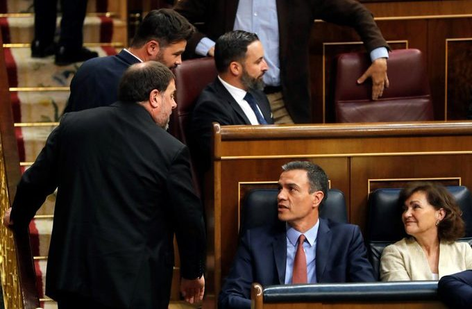 El presidente felón está a punto de consumar la gran traición a su país: el indulto