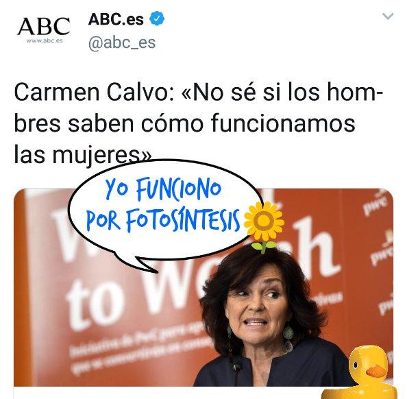 Esta es la Vicepresidenta del gobierno socialista de Estepaiss #YayoRevolution. Por Linda Galmor