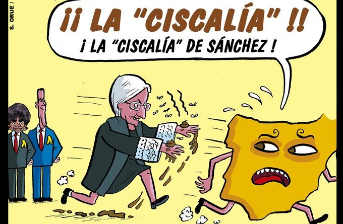 La Fiscalía se muestra a favor de que Puigdemont se presente a las elecciones europeas. Por Santi Orue