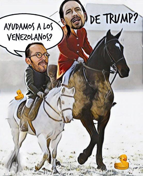 Mientras tanto en Galapagar ... Por Linda Galmor