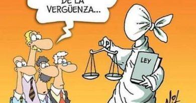 ¿No les produce vergüenza la Justicia en España?