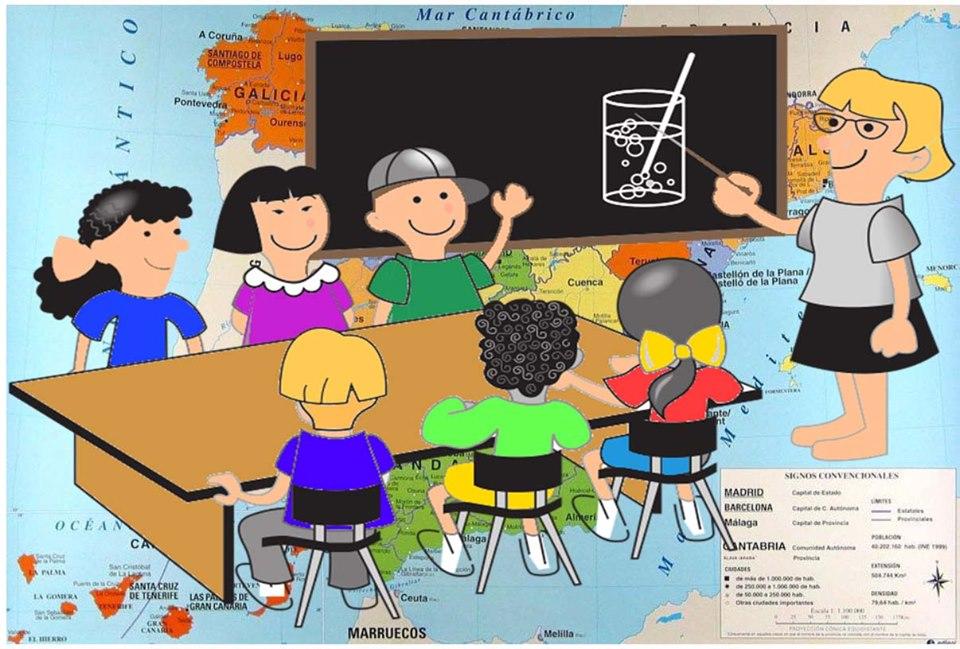 Opinión e información, Lección Número Uno para los más listos de la clase