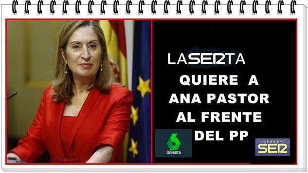 Preparada la ofensiva de LaSerta para descabalgar a Casado y promover la candidatura de Ana Pastor