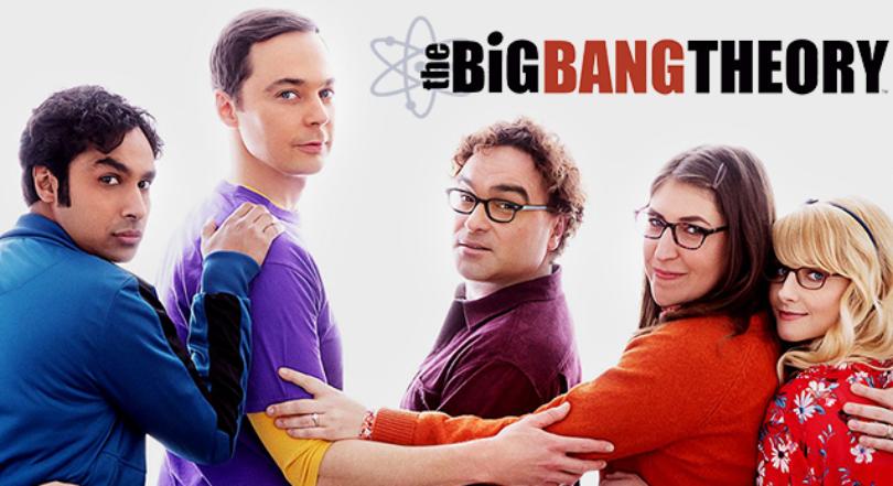 """""""The Big Bang Theory"""". Serie de culto de cualquier Friki que se precie."""