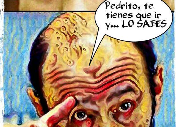 Vaya paripé el de Sánchez tras el fallecimiento de Rubalcaba. Por Linda Galmor