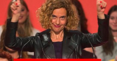 La señora Batet, presidenta del Congreso, Votó a favor de la propuesta de CiU para celebrar un referéndum soberanista por la independencia de Cataluña.