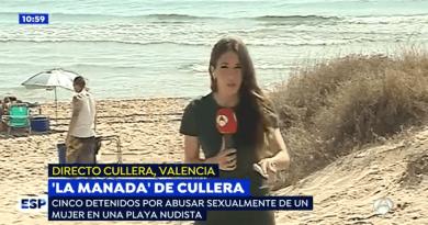 Antena 3 y Espejo Público, vuelven a manipular la información, para favorecer a los inmigrantes en perjuicio de los españoles. Dicen que una manada era española, cuando eran magrebíes.