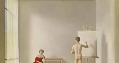 Antonio Bueno: The Painter and the Model, 1952