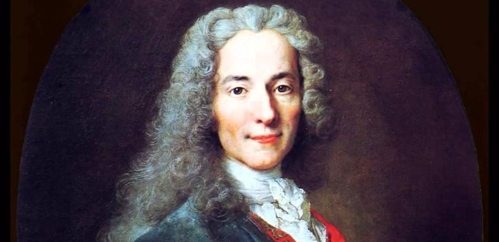 Cuando el fanatismo ha ganfrenado el cerebro, la enfermedad es casi incurable. Voltaire
