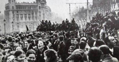 En Barcelona todos querían acabar con la tiranía y el terror bajo la estrella roja