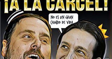 España podría irse al diablo, si por ellos fuera. Por Linda Galmor