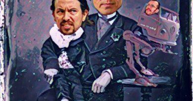 Los de Podemos dicen que ya casi tienen convencido a Sánchez para entrar en el gobierno. Por Linda Galmor