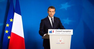 Macron advierte a Ciudadanos por los pactos con Vox
