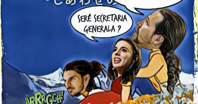 Mientras tanto en Galapagar... soñando con el gobierno de cooperación. Por Linda Galmor
