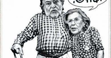 No coló el falso progreso en el Ayuntamiento de Madrid. Por Linda Galmor