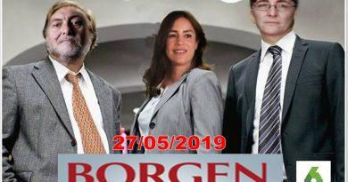 Ya avisamos de la nueva temporada de Borgen a la española