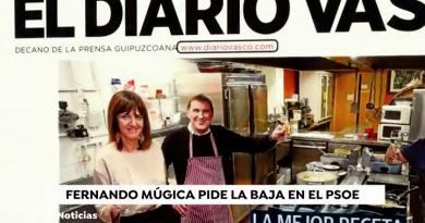 El hijo de Fernando Múgica, el líder de los socialistas vascos asesinado por ETA en 1996, solicita su baja del PSOE