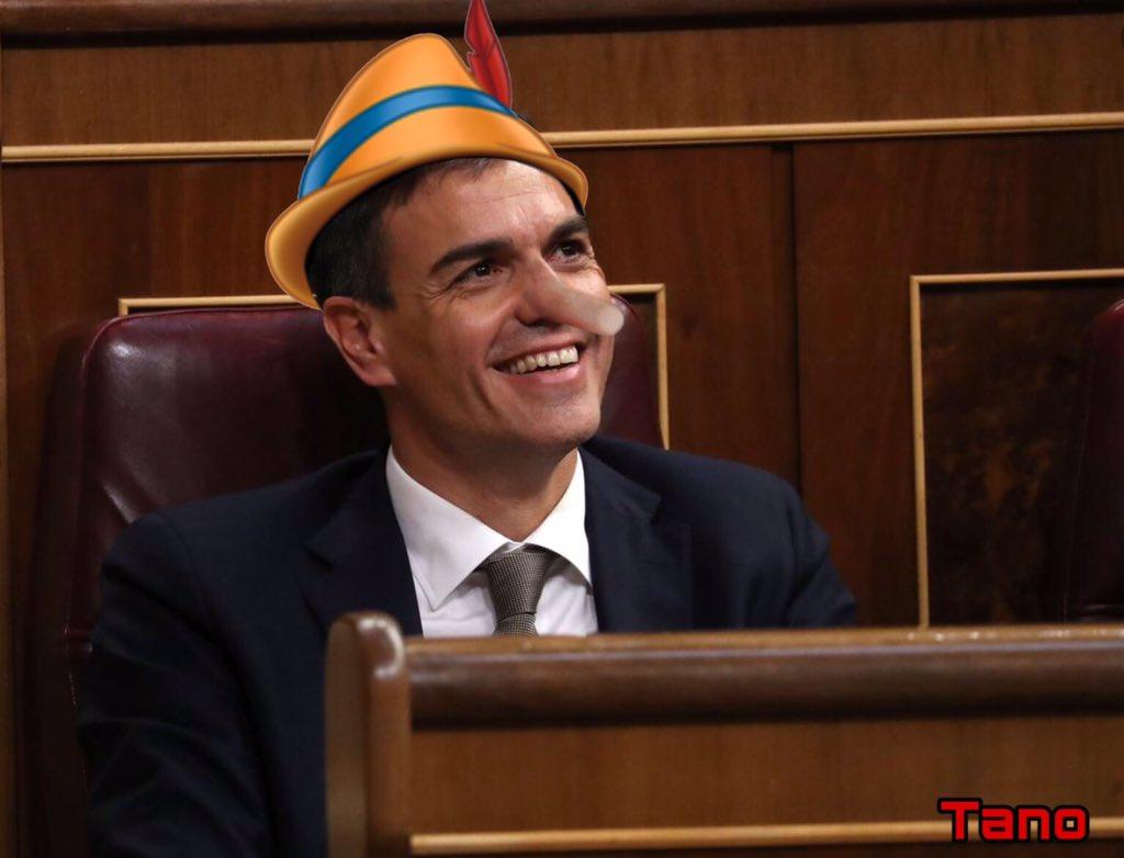 En nuestra España se persigue, arrincona y prohíbe el español y los símbolos de España. Ilustración de Tano