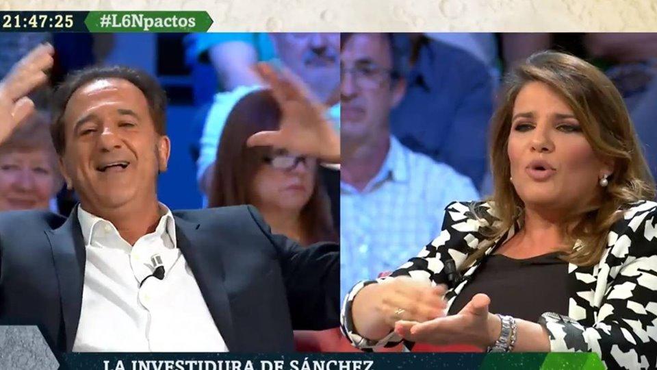 José Miguel Contreras de maldita hemeroteca al Club de la comedia