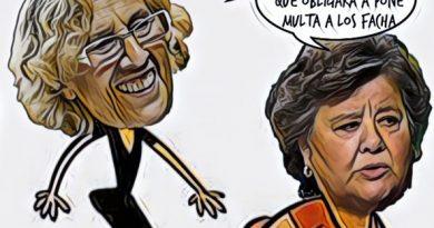 La vengativa izquierda no reconoce su derrota en Madrid. Por Linda Galmor