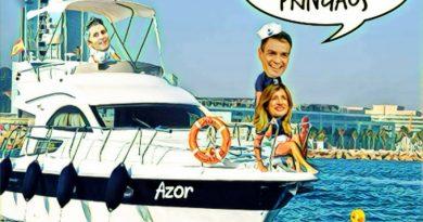 Los Sánchez desean un #felizverano a todos los contribuyentes y contribuyentas. Por Linda Galmor