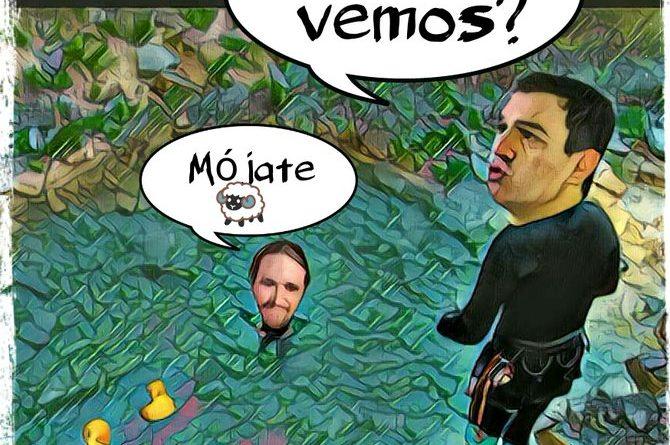 Los políticos son el principal problema de España. Por Linda Galmor