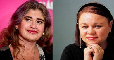 Periodista Digital tituló: Pelea guarrindonga en Twitter entre las 'verduleras' Lucía Etxebarría y Zoé Valdés