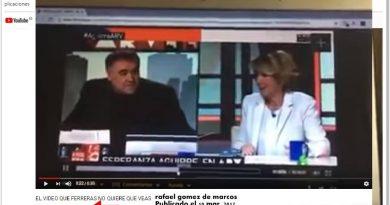 Una entrevista que hizo el cazurro a Esperanza Aguirre en su programa Al Rojo Vivo