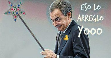 Con una crisis económica a las puertas y el PSOE en el gobierno ... ¿qué puede salir mal? Por Linda Galmor