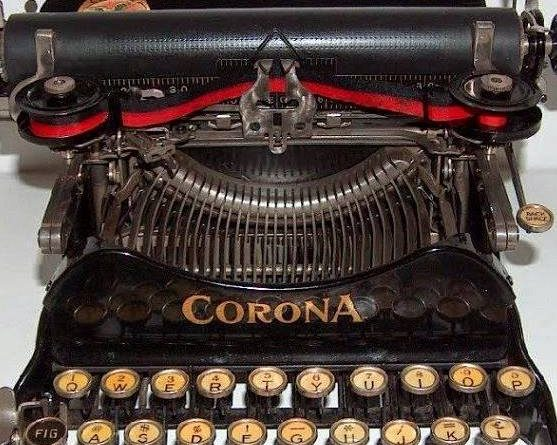 máquina de escribirt ant