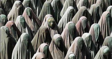 El peligro de la inmigración musulmana