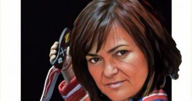 El equipo negociador socialista está liderado por la Poyato. ¿Qué puede salir mal? Por Linda Galmor