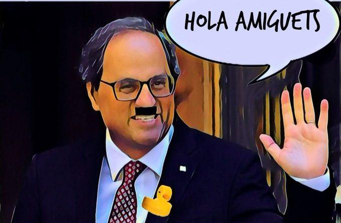 Lo de Cataluña se está poniendo feo. Por Linda Galmor
