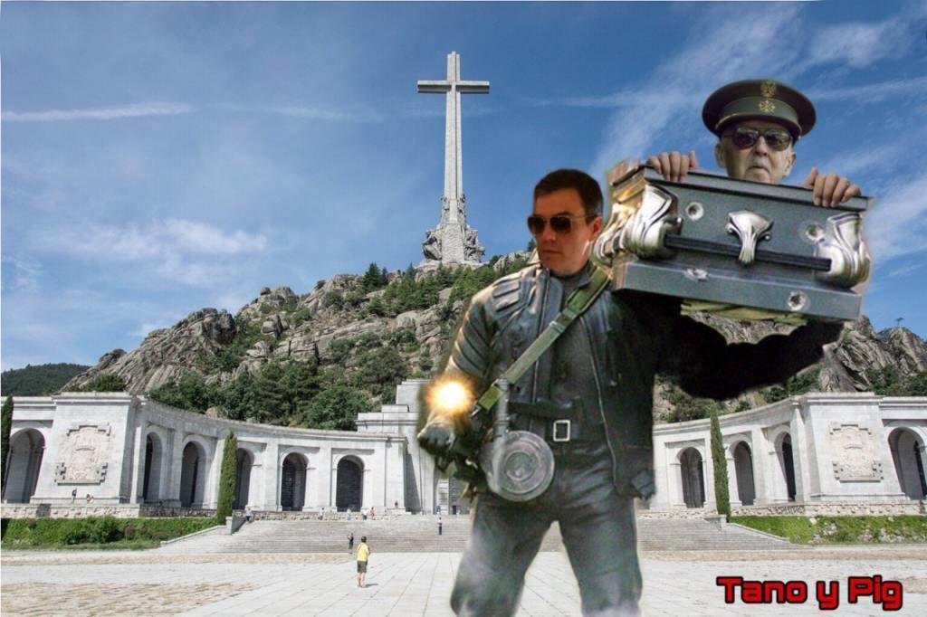 Mi Gratitud a Don Francisco Franco