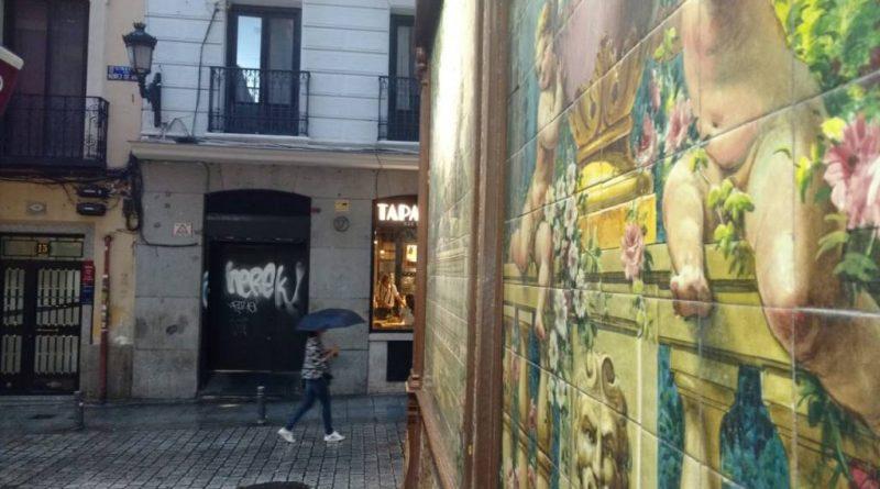 Núñez de Arce, la única calle de Madrid que paso