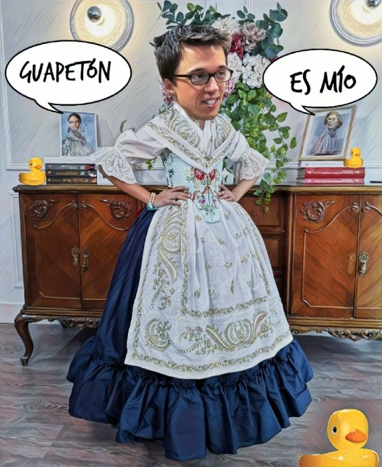 Pablo Manuel, te vas sí o sí. Pedro me quiere a mííí. Por Linda Galmor