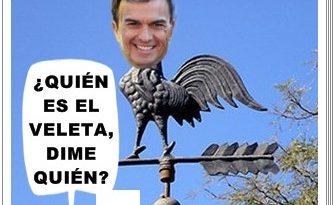 Pedro Sánchez se mueve hacia el centro para atraer a los votantes de Cs.
