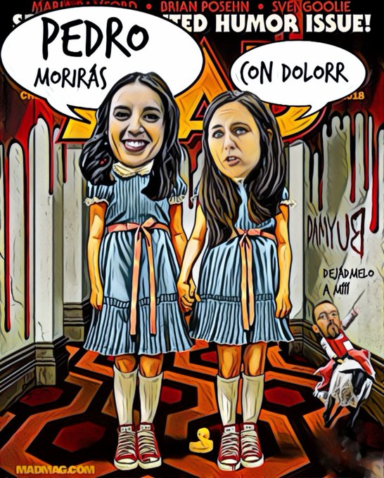 Sánchez quiere churris en su gobierno. No todas pasaron el casting. Por Linda Galmor
