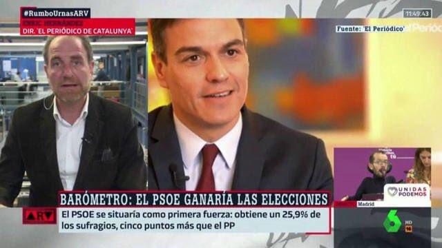 Sánchez reparte España como si fuera suya