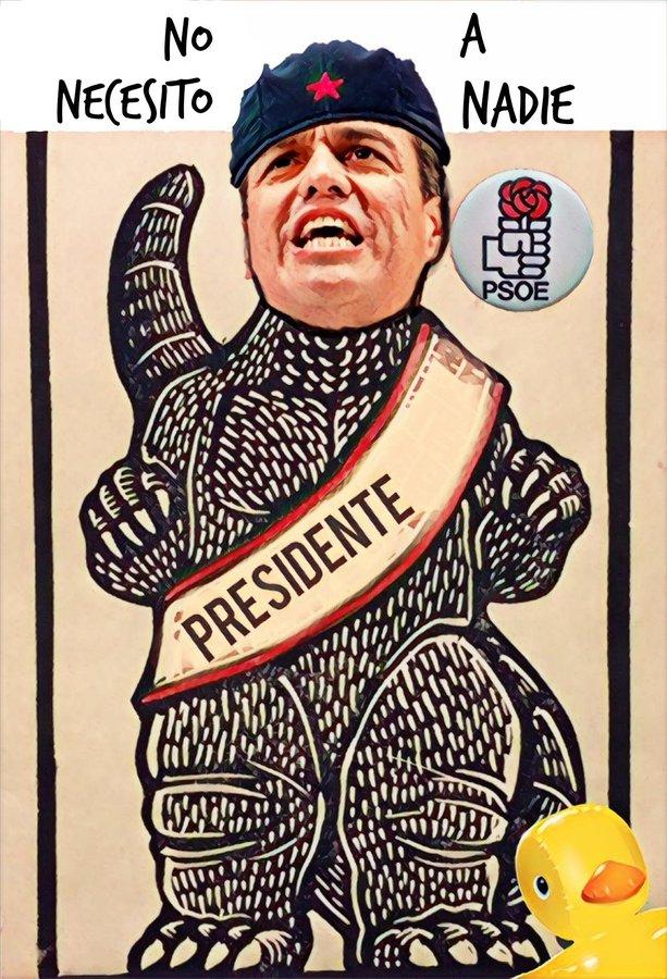 Se merece un hostión electoral #EleccionesNoviembre2019. Por Linda Galmor