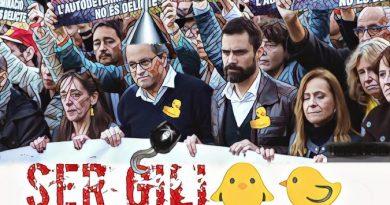 Ser criminal es penalmente barato en la España del Tsunamic Democratic. Por Linda Galmor