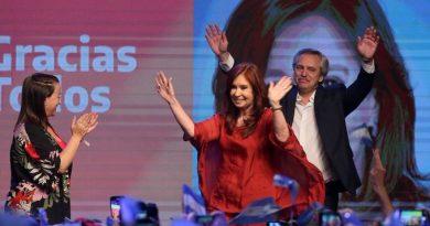 Alberto Fernández gana elecciones presidenciales de Argentina