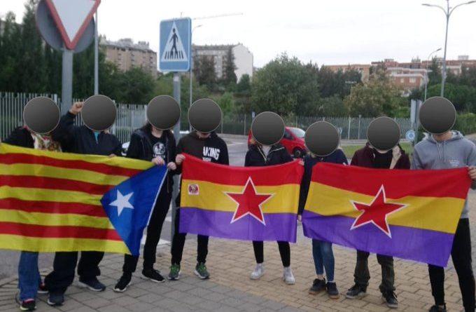 """Desde Extremadura camino a Madrid a luchar por la amnistía total.. La esquizofrenia social. En Extremadura tienen trenes con traviesas de mediados del siglo XIX, pero se manifiestan en Madrid por la """"opresión"""" sobre una comunidad autónoma que acapara un tercio de las ayudas del Estado (46.400 millones)."""