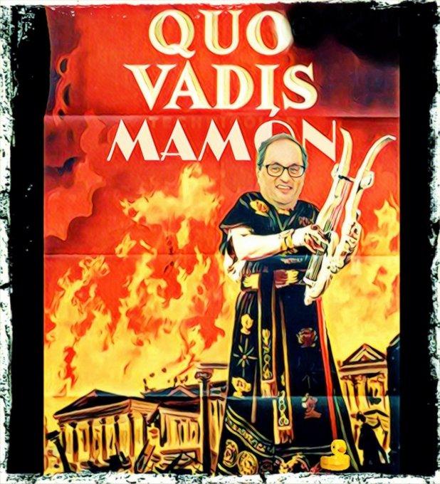 El fuego purificador nazionalista acabará quemándole los güitos, pero mientras ,me pregunto . Por Linda Galmor