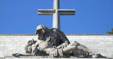 La Piedad de Juan de Ávalos en el Valle de los Cáidos