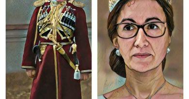 La realeza indepe en el exilio está dando buena cuenta de la herencia del abuelo Florenci. Por Linda Galmor