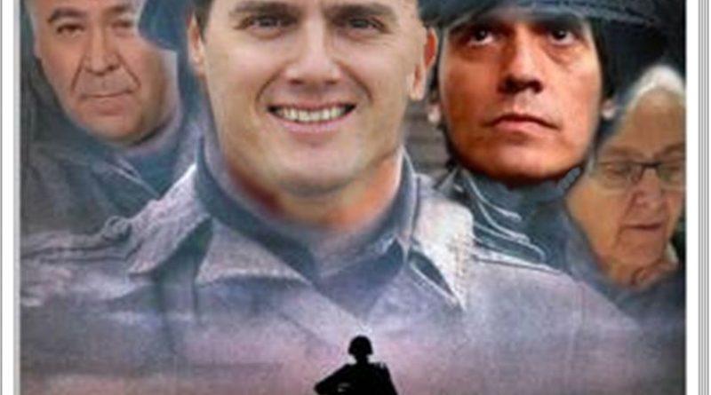 Salvad al soldado Rivera